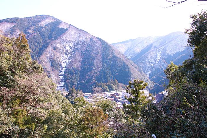 2月の春日村