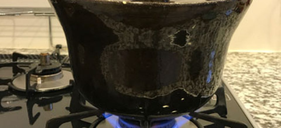 玄米を土鍋で美味しく炊いてみた!無印良品の土鍋を使って初心者玄米おこげデビュー。 – なごころマガジンぶろぐ