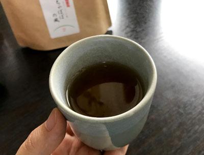 無農薬栽培のほうじ茶