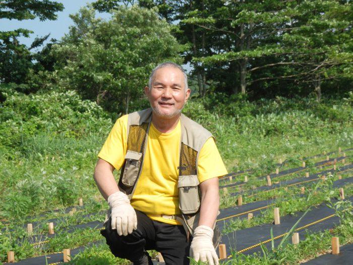ハーブ研究所スパール代表の山澤清