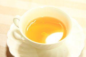新鮮な紅茶を淹れてみました
