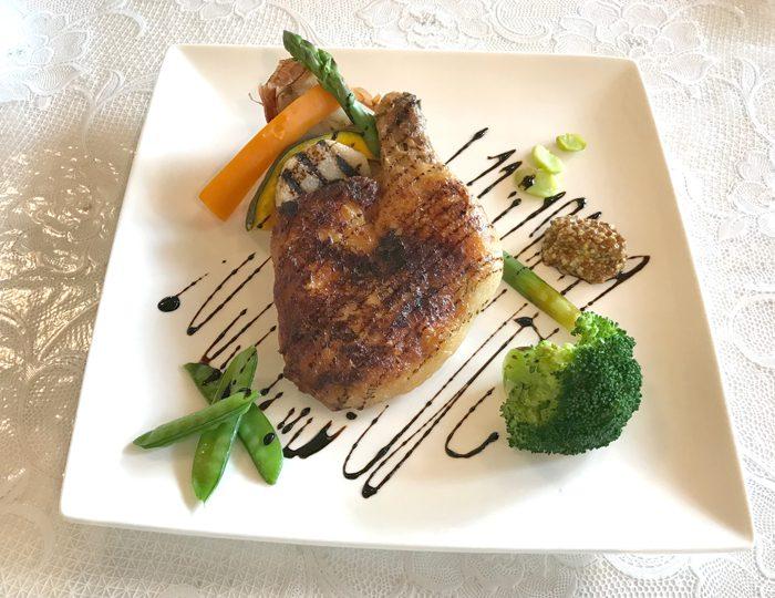 ハーブ&おいしい野菜塾レストラン