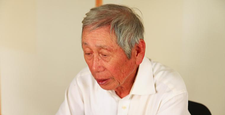 へちまの里の瀧田啓剛さん